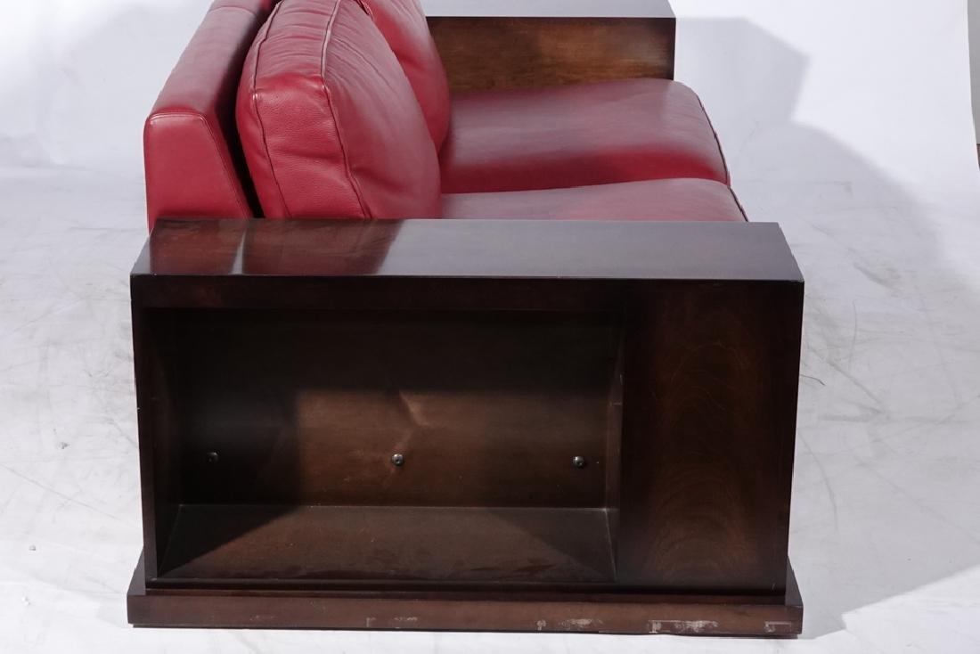 HUGUES CHEVALIER French Contemporary Sofa - 10