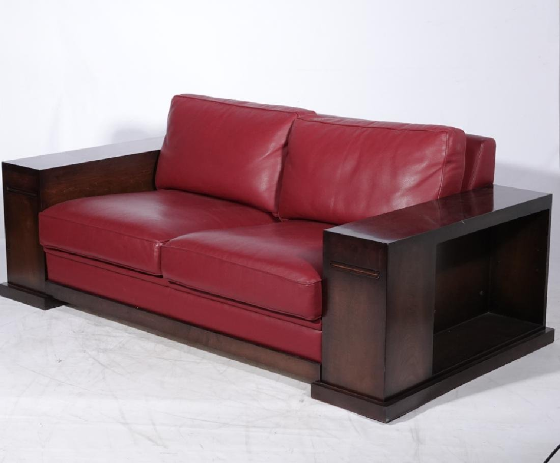 HUGUES CHEVALIER French Contemporary Sofa