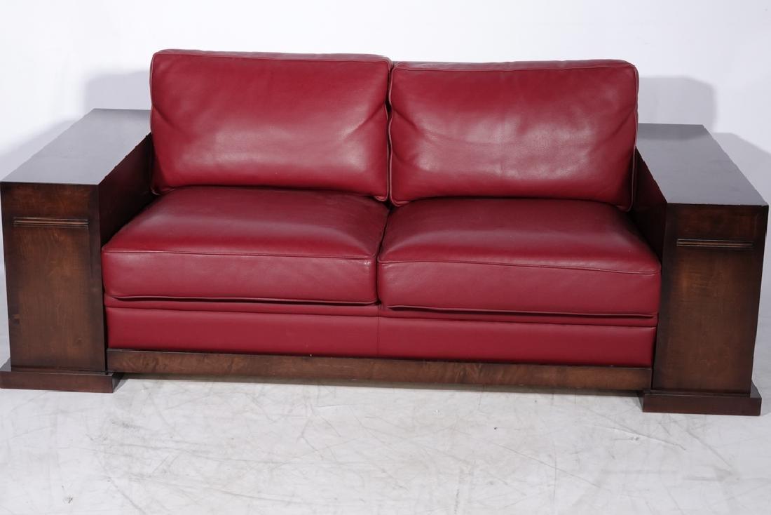 HUGUES CHEVALIER French Contemporary Sofa - 6