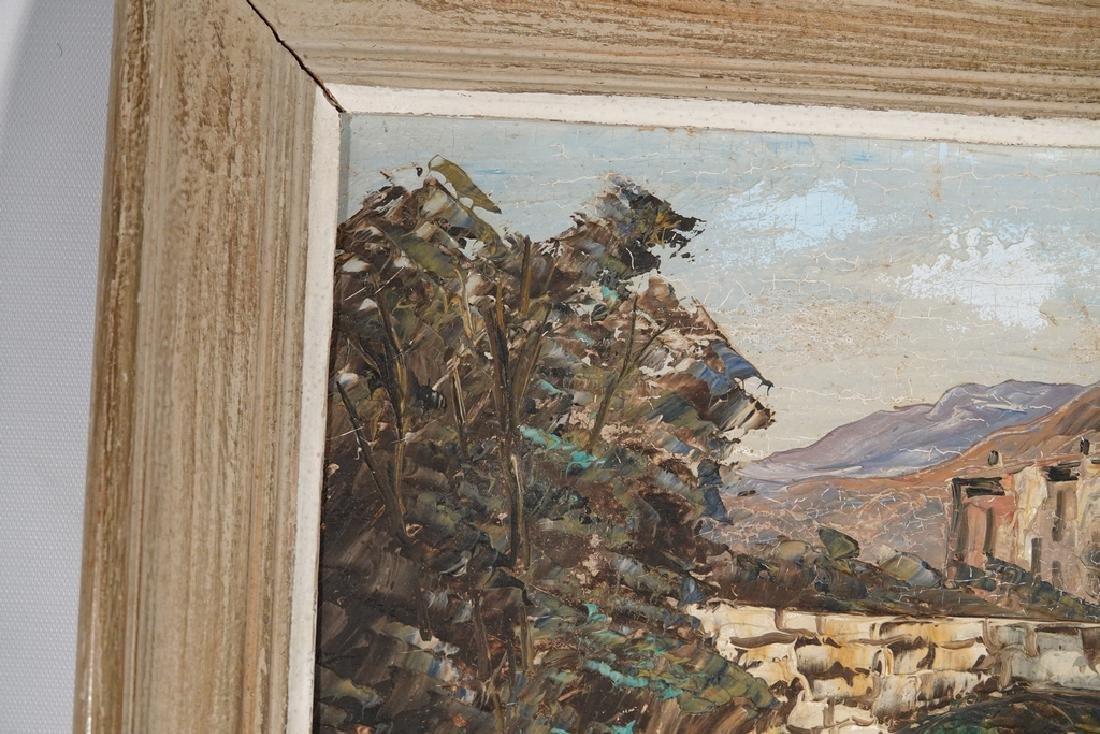 Vigon, Louis J. (French, 1897-95)  Vue de Luceram - 2