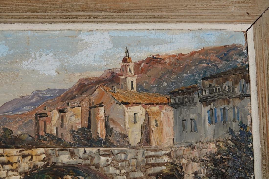 Vigon, Louis J. (French, 1897-95)  Vue de Luceram - 3