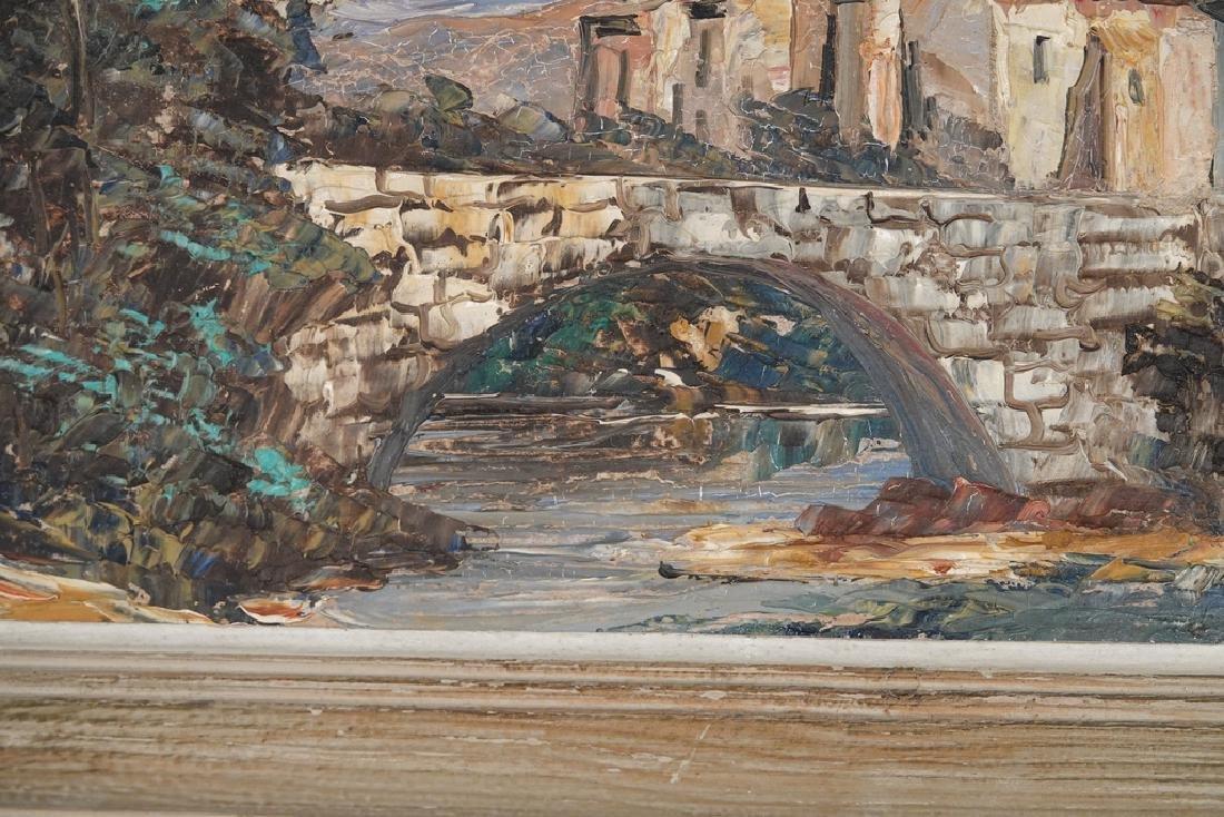Vigon, Louis J. (French, 1897-95)  Vue de Luceram - 4