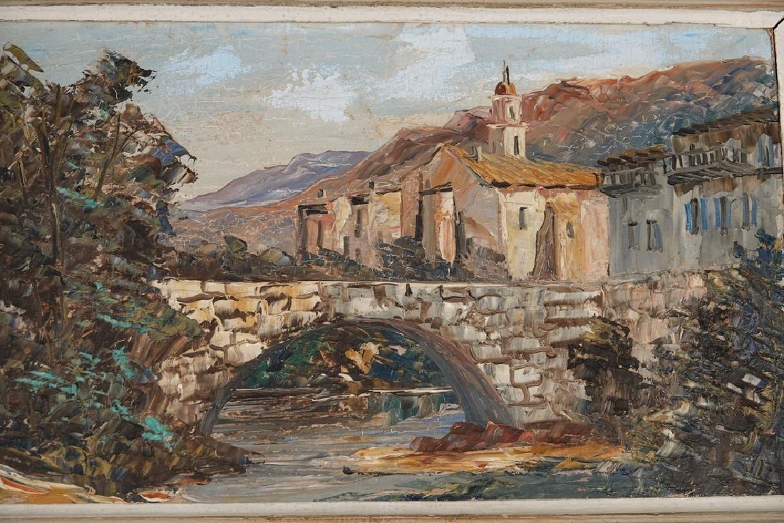 Vigon, Louis J. (French, 1897-95)  Vue de Luceram - 6