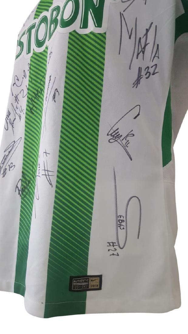 Alexis Henriquez #12 Atletico Nacional Autographed - 2