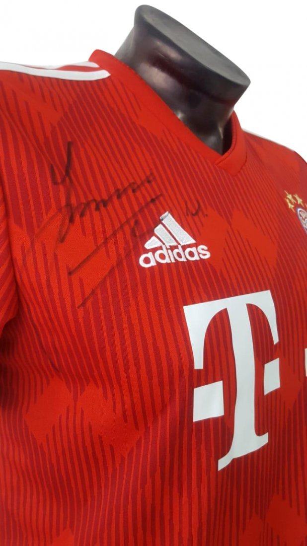 James D. Rodriguez #11 Bayern Munich Jersey