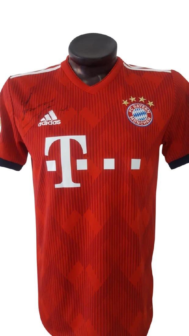 James D. Rodriguez #11 Bayern Munich Jersey - 2