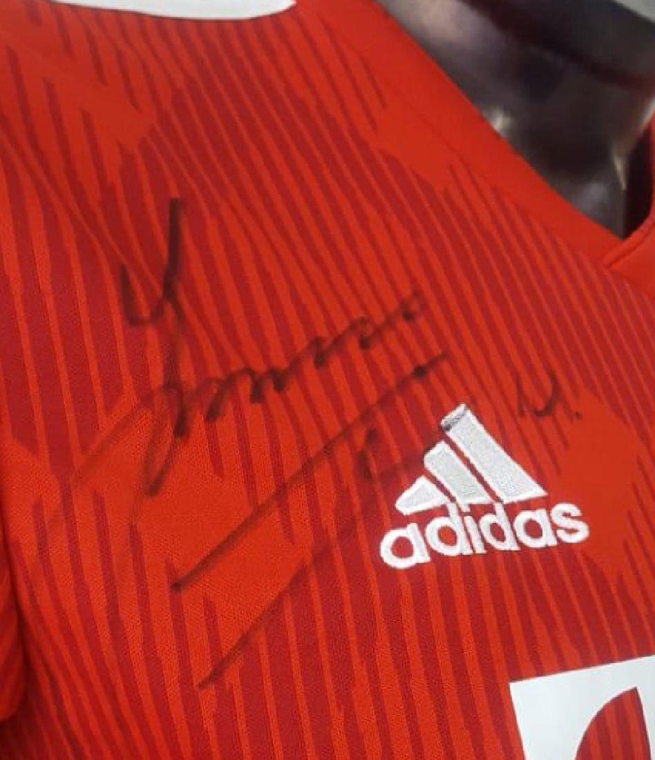 James D. Rodriguez #11 Bayern Munich Jersey - 3