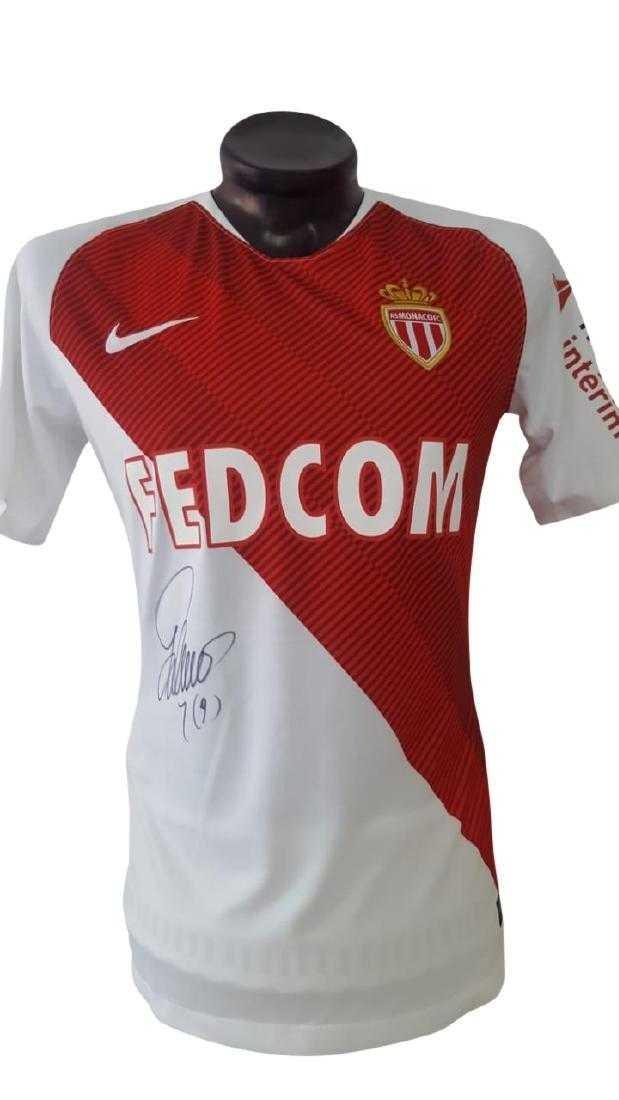 """Radamel Falcao """"El Tigre"""" #9 ASM Autographed Signed - 5"""