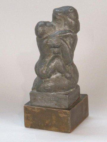 223: AARON J. GOODELMAN (RUSSIAN, 1890-1978):