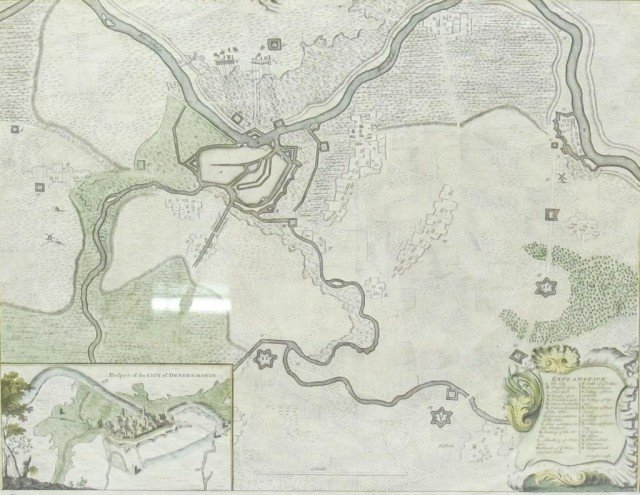 ANTIQUE MAP OF EAST INDIA ISLES: