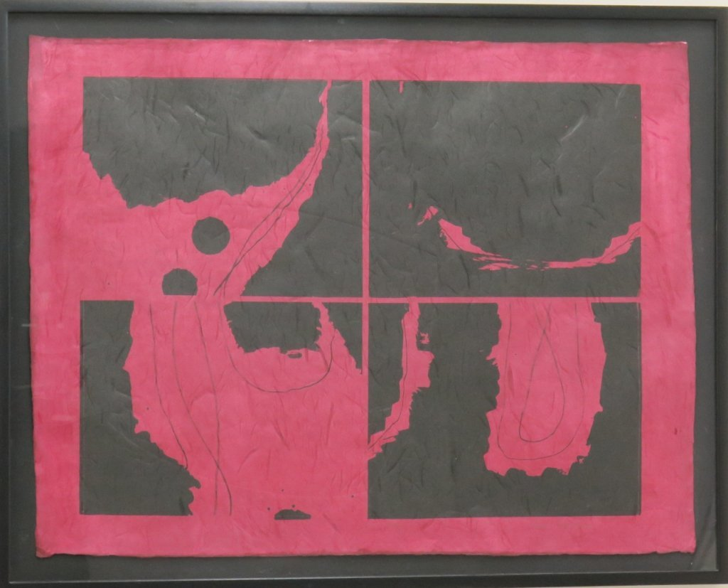 NEVELSON, LOUISE (1899-1988)