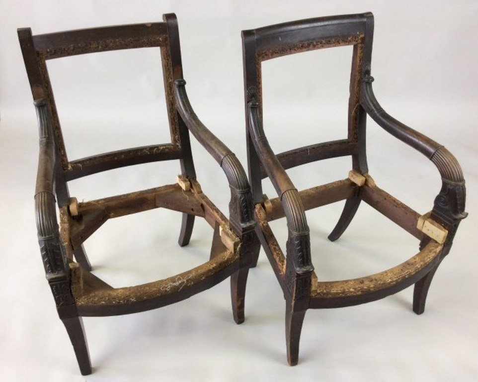 Pr Russian Empire Chairs