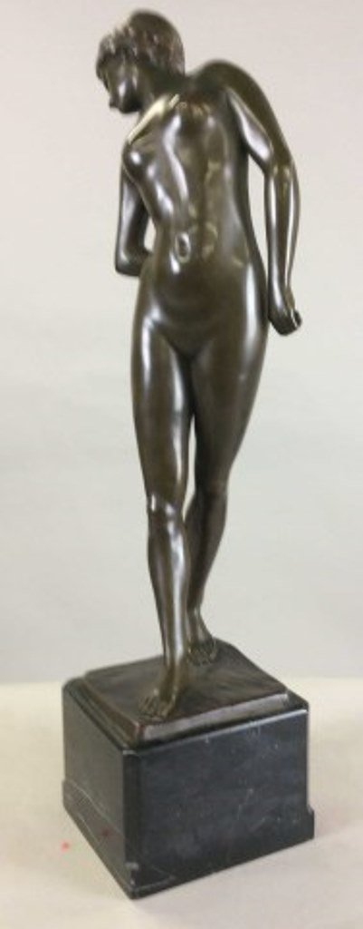 Bronze of Nude Female