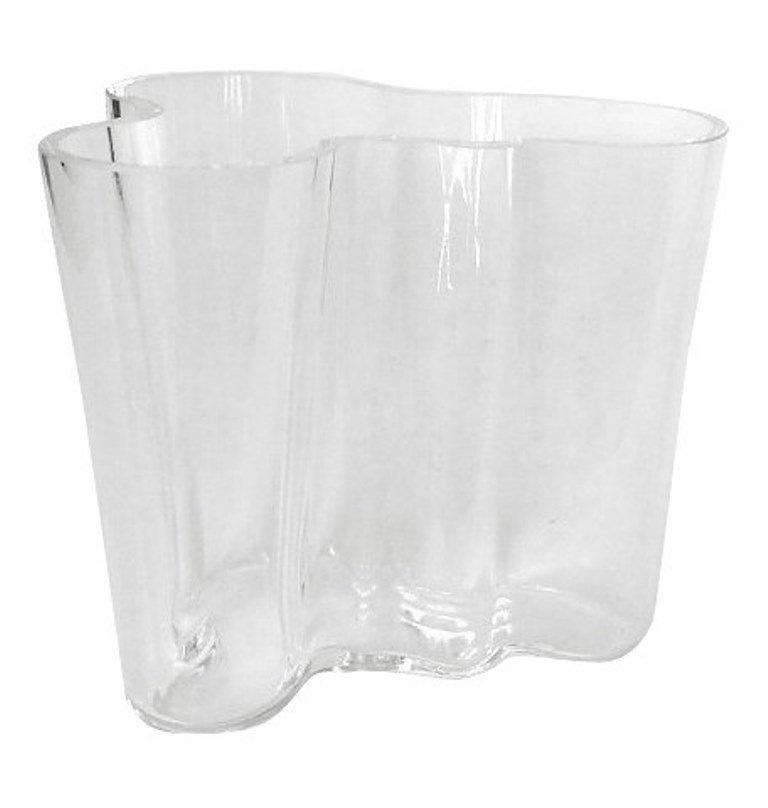 Aalto, Alvar (1898-1976, Finnish) Glass Vase