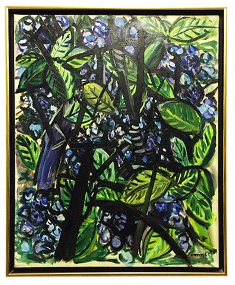 Benn, Ben (1884-1983, American) Oil Painting