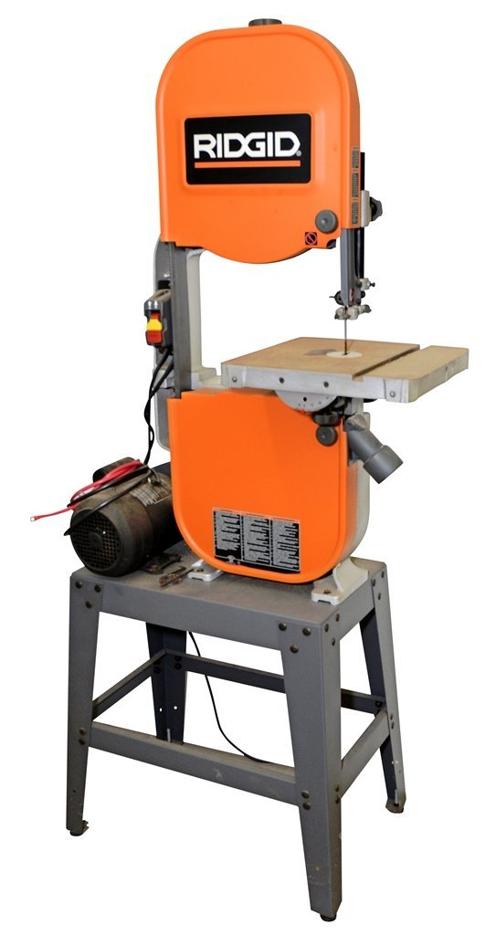RIDGID 15-Amp Band Saw with Stand