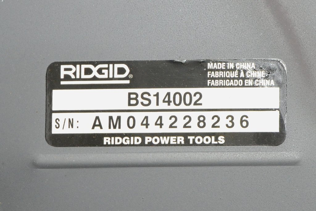 RIDGID 15-Amp Band Saw with Stand - 3