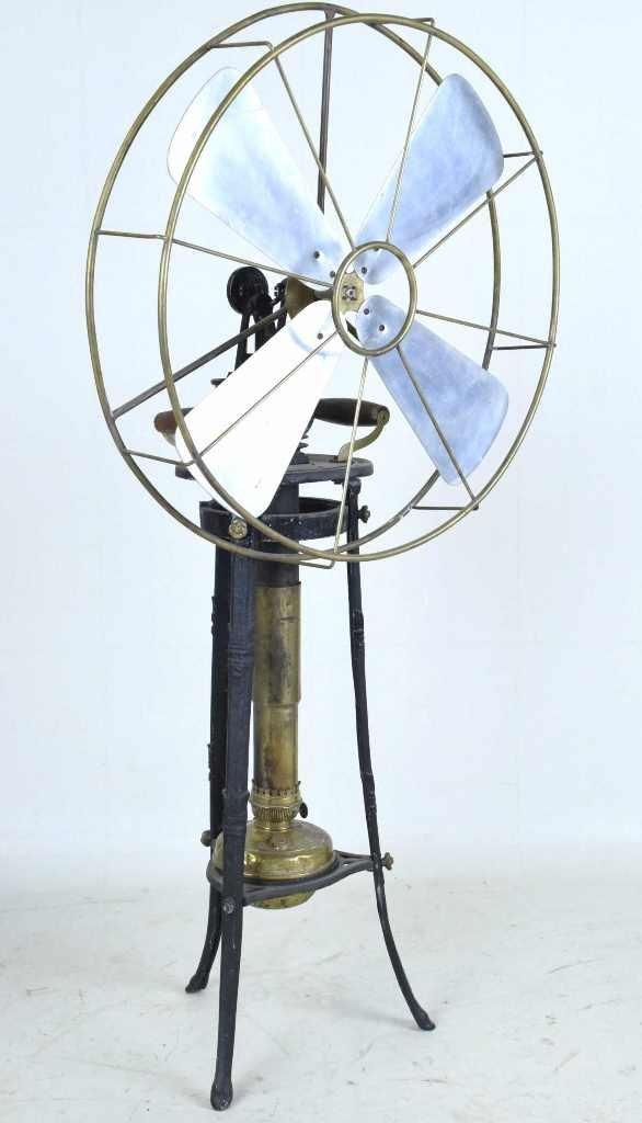 Antique Kerosene Fan