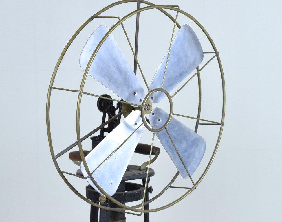 Antique Kerosene Fan - 3