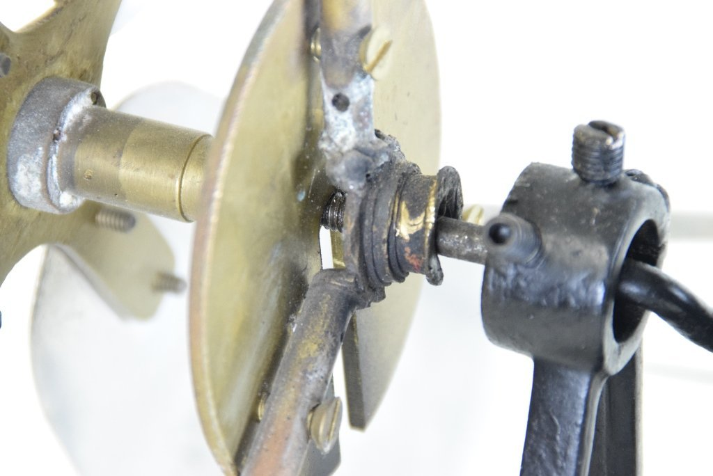 Antique Kerosene Fan - 7