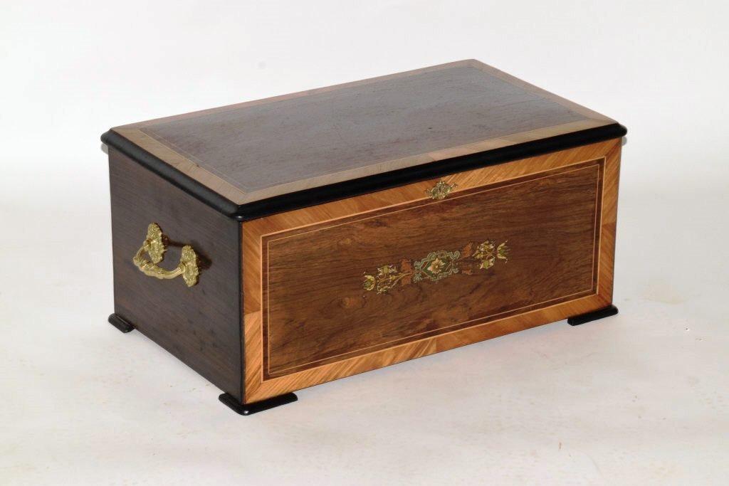 Swiss  Antique Music Box