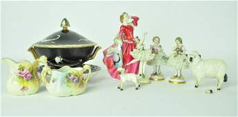 Group Miscellaneous Porcelain