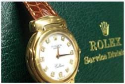 Ladies Rolex Cellini