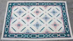 Handwoven Kilim Rug