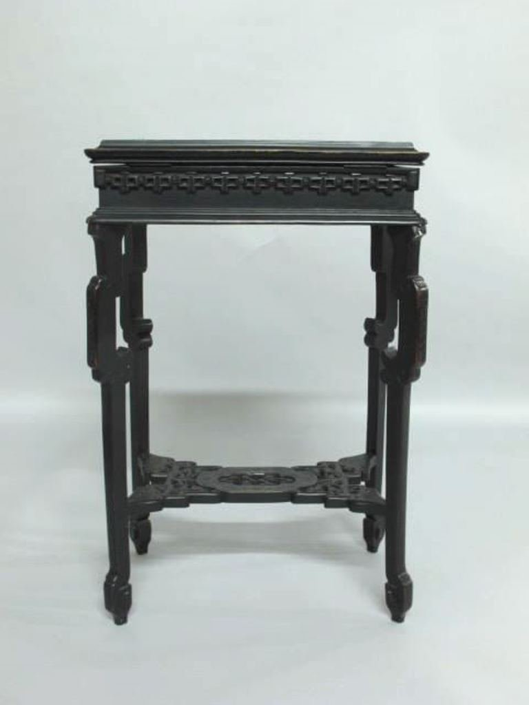 Chinese Style Vanity Stand - 10