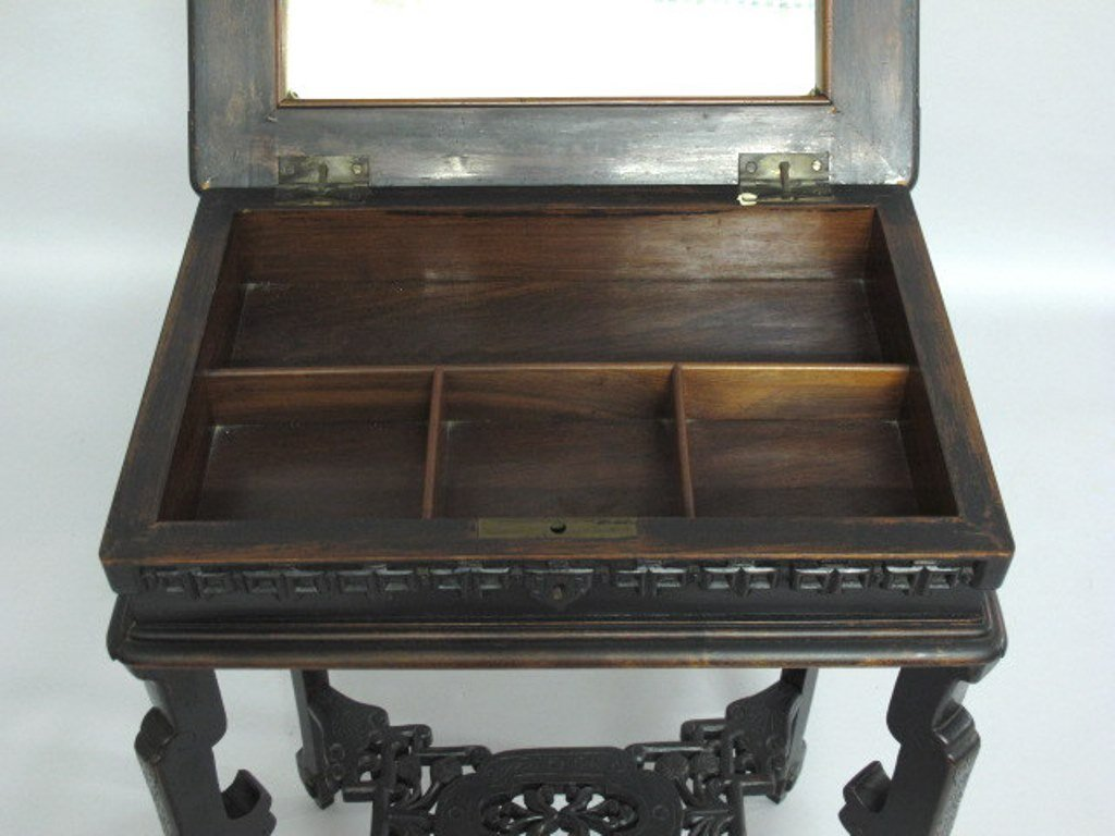 Chinese Style Vanity Stand - 4