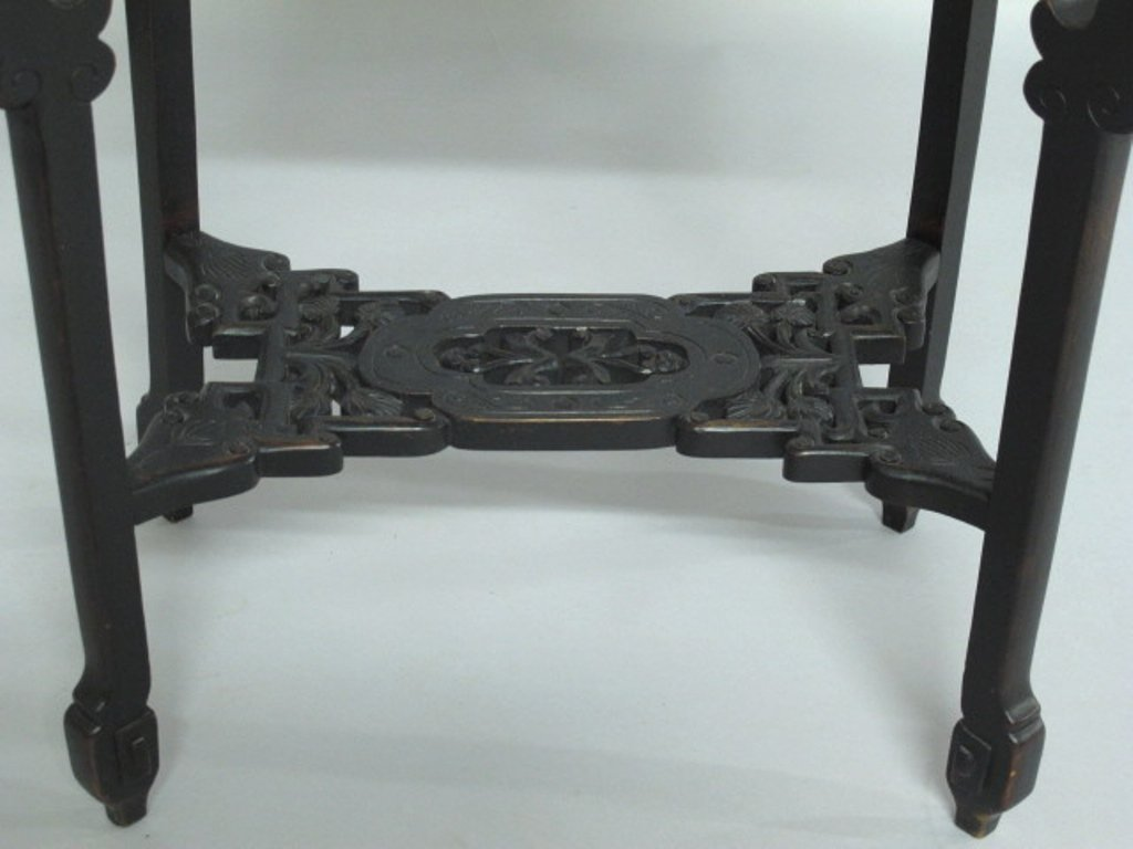 Chinese Style Vanity Stand - 6