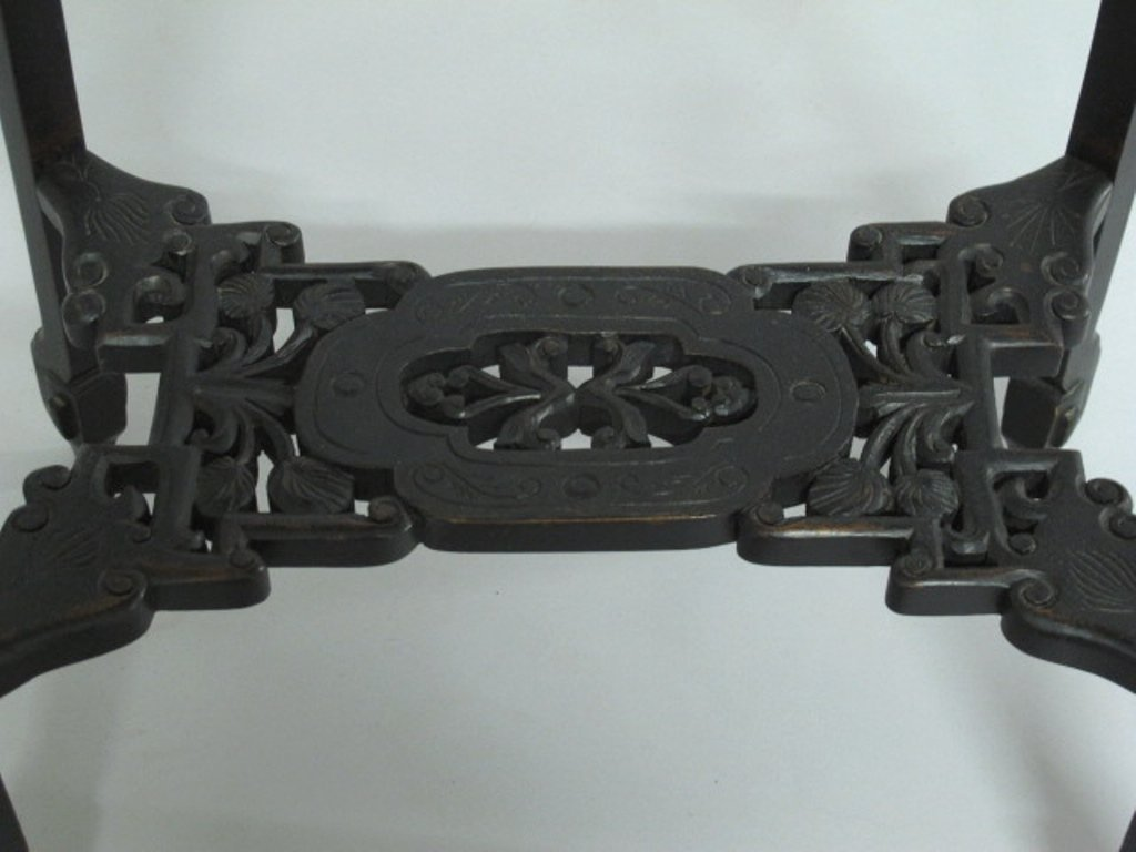 Chinese Style Vanity Stand - 7
