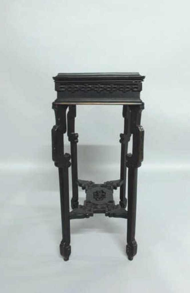 Chinese Style Vanity Stand - 8