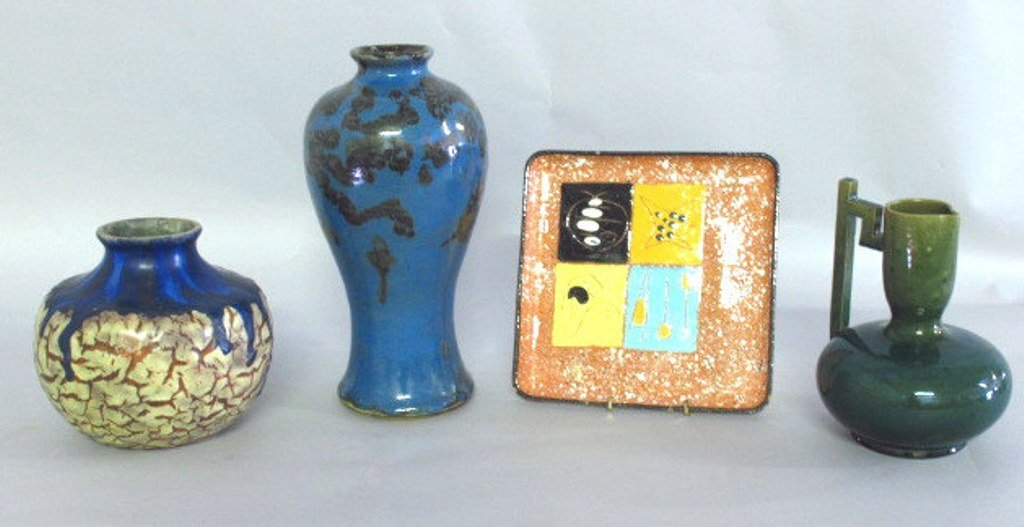 Collection of Pottery Pieces