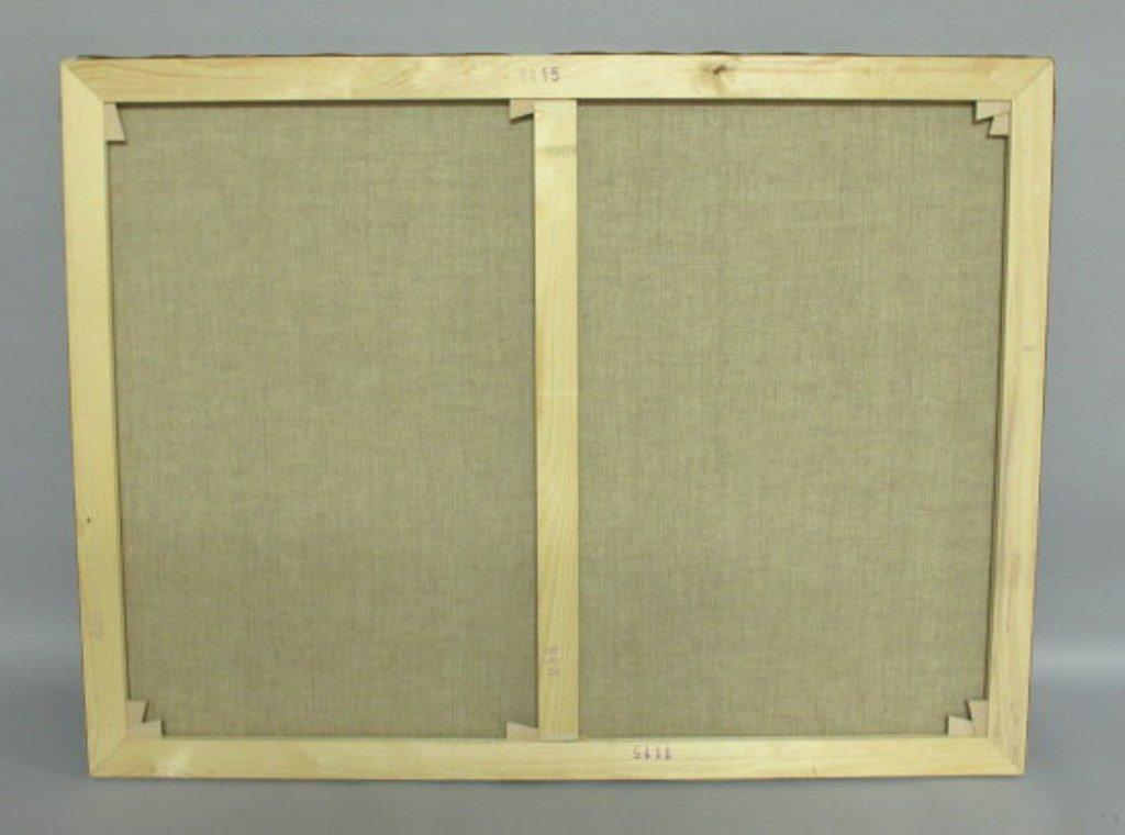 Mort Kunstler (1931) Signed Serigraph on Canvas - 8