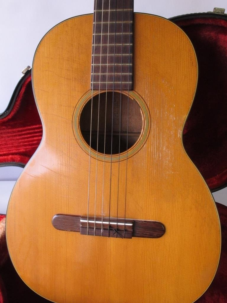 CF Martin & Co Classical Guitar - 2