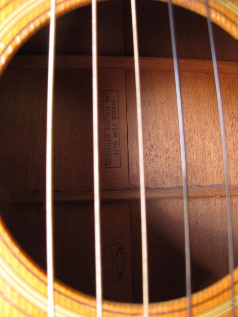 CF Martin & Co Classical Guitar - 3