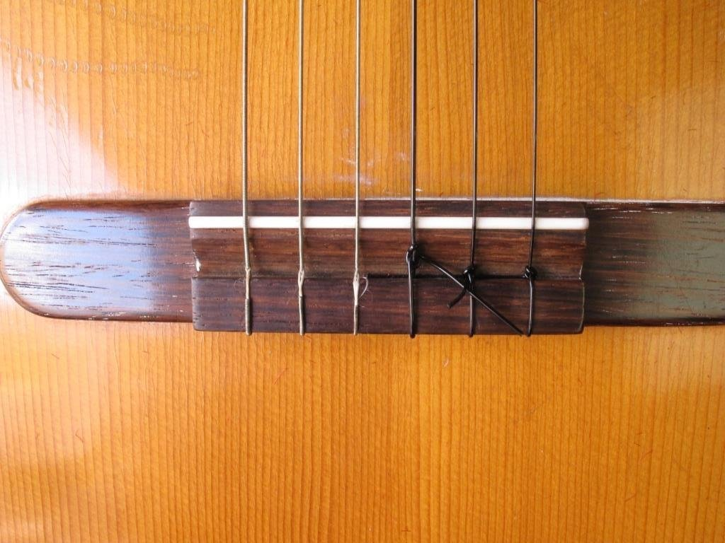 CF Martin & Co Classical Guitar - 4