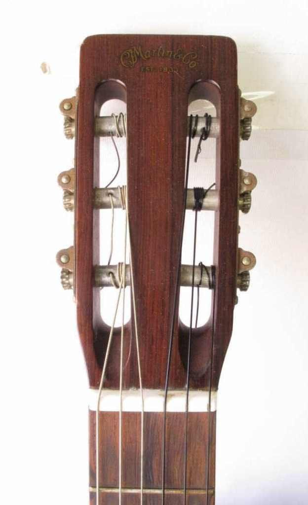 CF Martin & Co Classical Guitar - 5