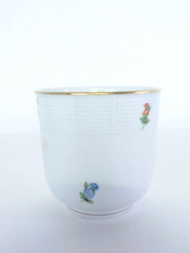 Two Herend Porcelain Containers - 4