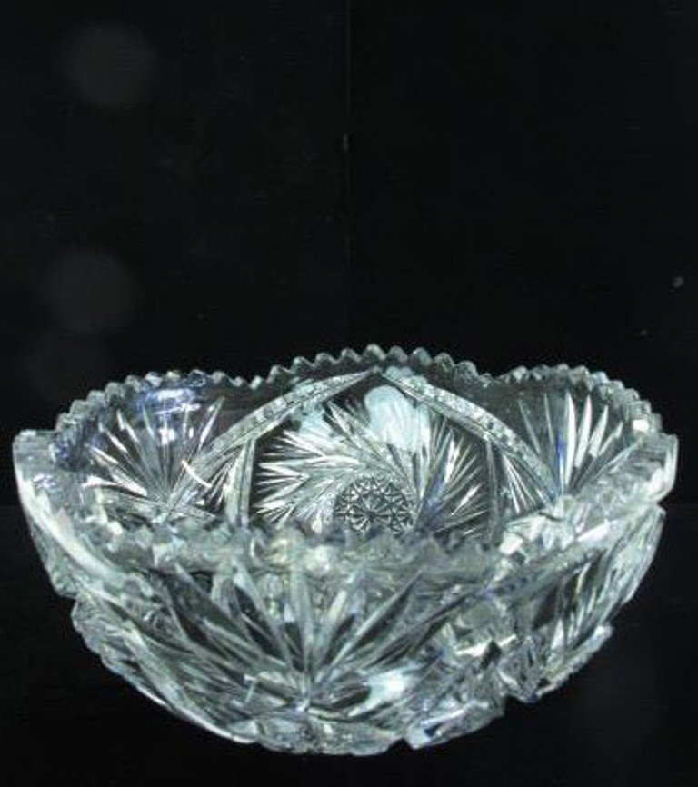 Pair of Crystal Bowls - 3