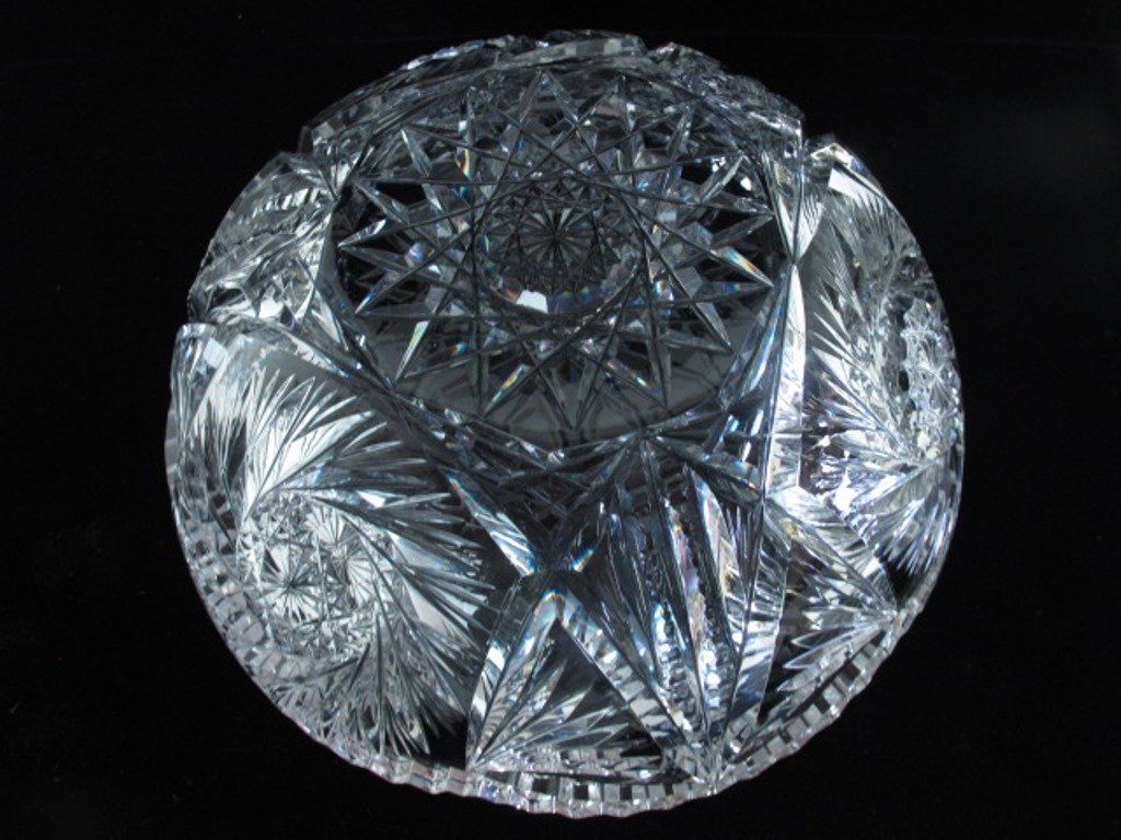 Pair of Crystal Bowls - 6