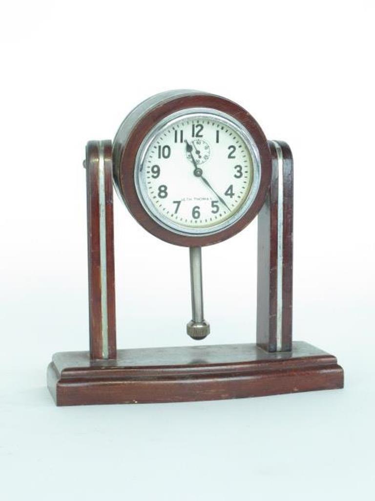 Seth Thomas Small Mantle Clock - 2