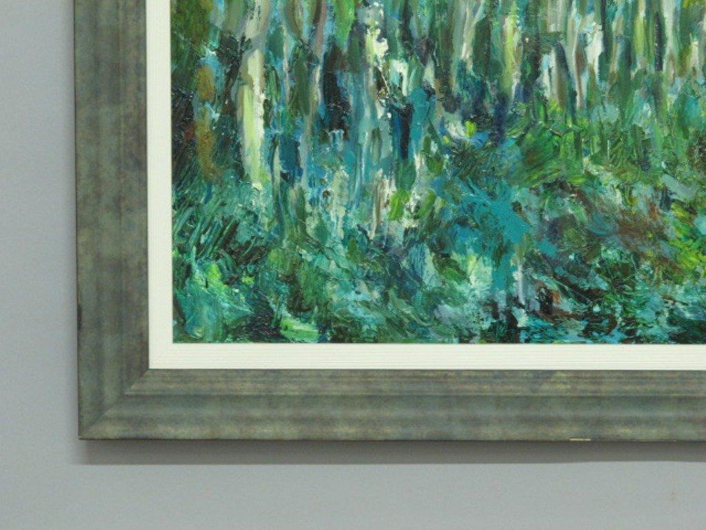 Paul Rigby (1924-2006) Oil on Panel - 4