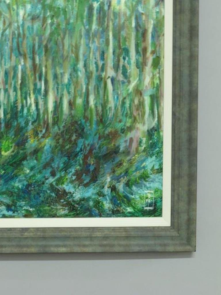 Paul Rigby (1924-2006) Oil on Panel - 5
