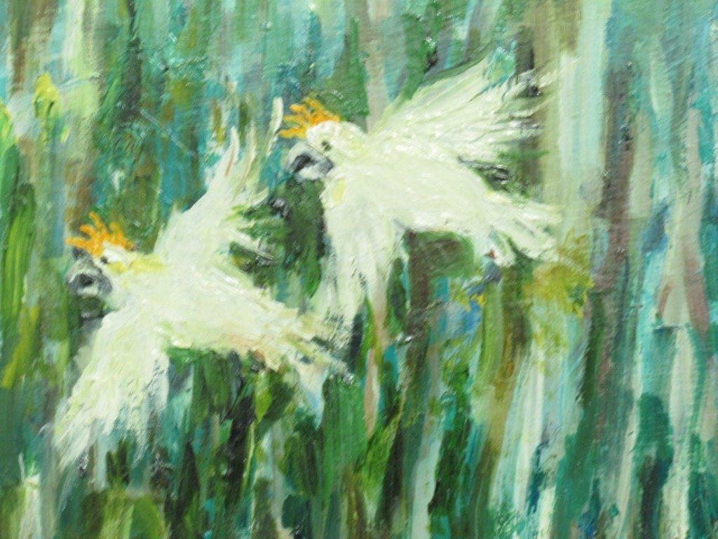 Paul Rigby (1924-2006) Oil on Panel - 7