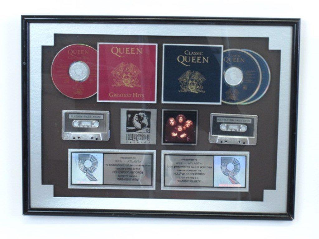 Group of Three Classic Rock Memorabilia Items - 2