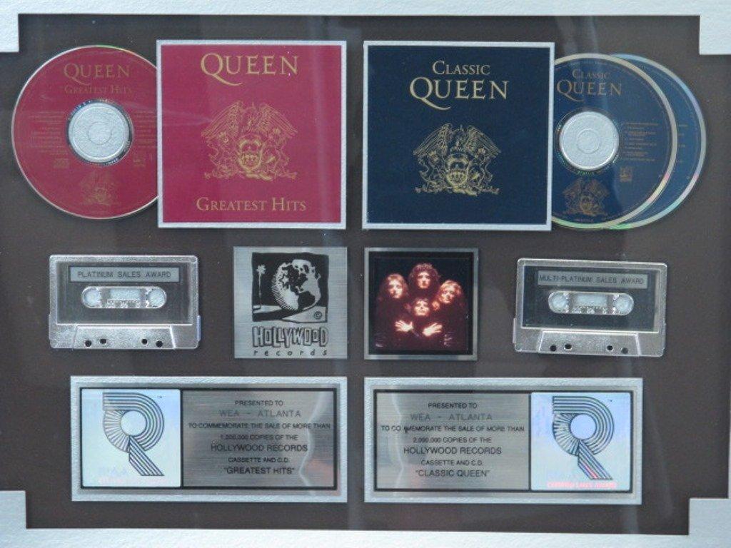 Group of Three Classic Rock Memorabilia Items - 3