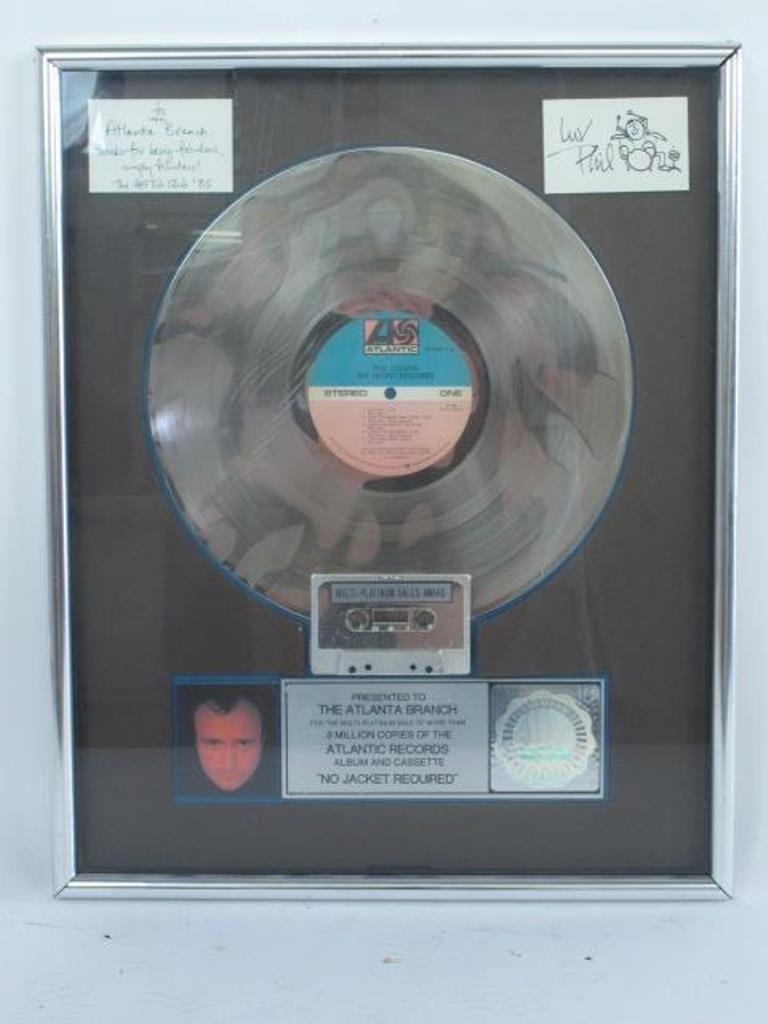Group of Three Classic Rock Memorabilia Items - 4