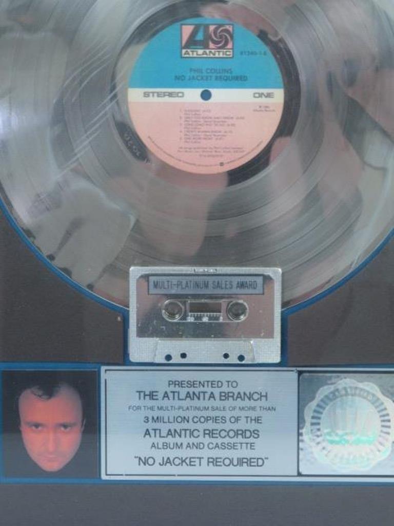 Group of Three Classic Rock Memorabilia Items - 5